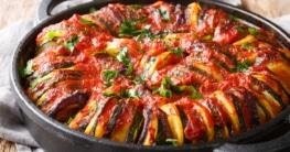 Briam - Griechisches Gemüse aus dem Ofen Rezept