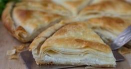 Tiropitakia - Käsetaschen gefüllt mit Schafskäse Rezept