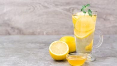 Zitronen Honig Limonade
